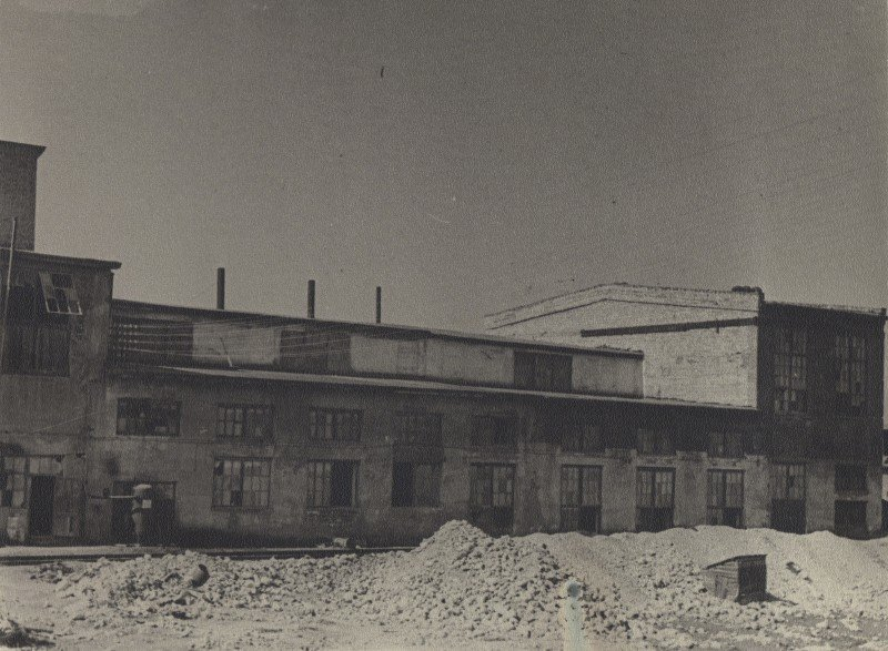 Флотационная фабрика