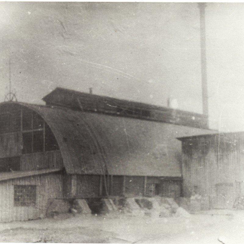 Цех при химзаводе 1923-25г