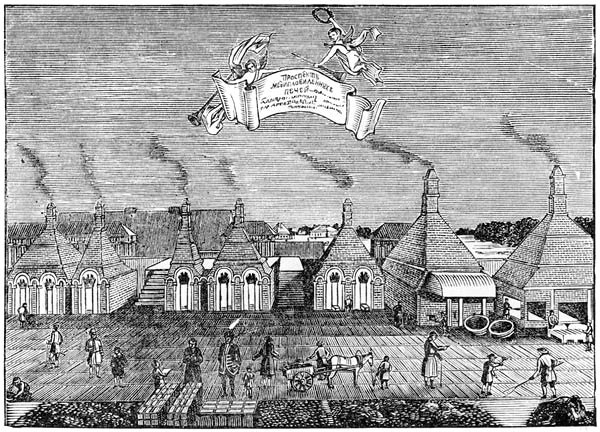 Основание Полевского медеплавильного завода, выпуск первой продукции