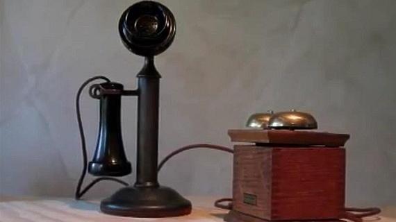 Телефонная связь с Сысертью и Екатеринбургом